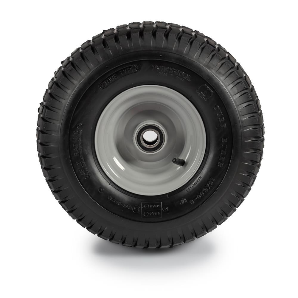 Rad für Rasentraktor, 15x6.00-6, 4PR, Kenda K358, Seitenansicht