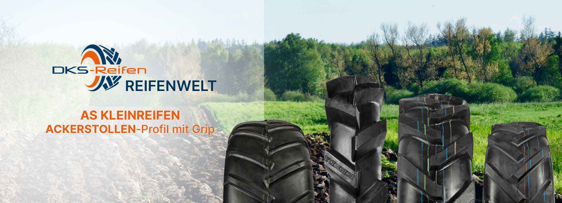 AS Kleinreifen von DKS Reifen: Topqualität zum interresanten Preis