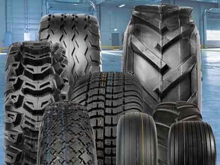 Reifen für Anhänger, Maschinen und Geräte