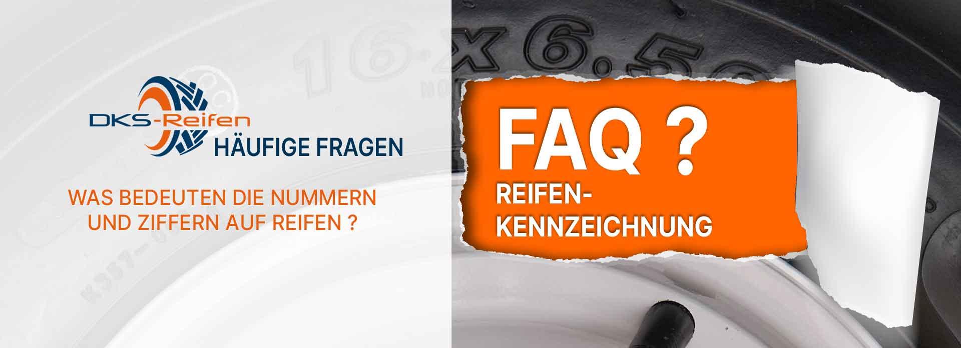 FAQ Reifenkennzeichnung: Was bedeuten die Ziffern und Nummern auf Reifen?