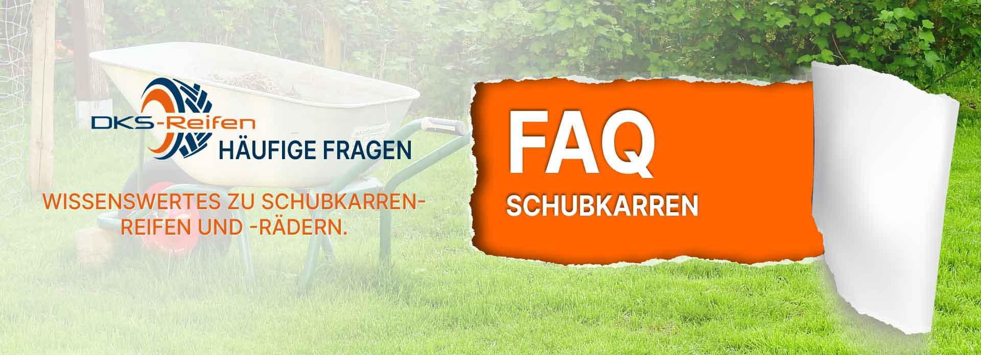 FAQ Schubkarre: Wann und wie Reifen wechseln.