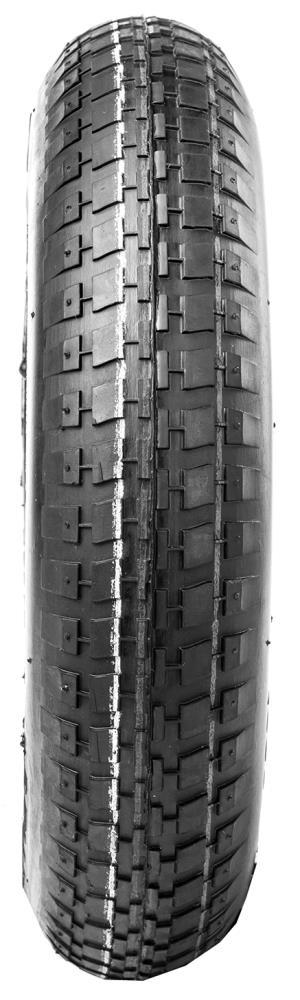 Reifen 3.00-8, 2PR, TT, Deli S-369, Block