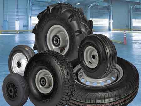 Kompletträder: Reifen auf Felge